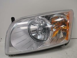 2007 2008 2009 2010 2011 2012 DODGE CALIBER LDRIVER LH HALOGEN HEADLIGHT... - $58.20