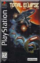 Playstation One - Total Eclipse Turbo (1995) *Complete With Case & Instructions* - $5.49