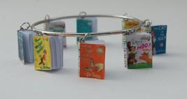 Dr. Seuss Book Charm Bracelet - $34.00