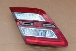13-18 Ford Taurus Trunk Inner Taillight Tail Light Lamp Driver Left LH image 1