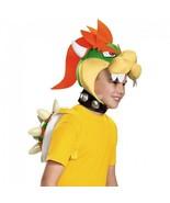 Disguise Super Mario Bowser Kit Villain Peach Child Halloween Costume 85... - $29.65