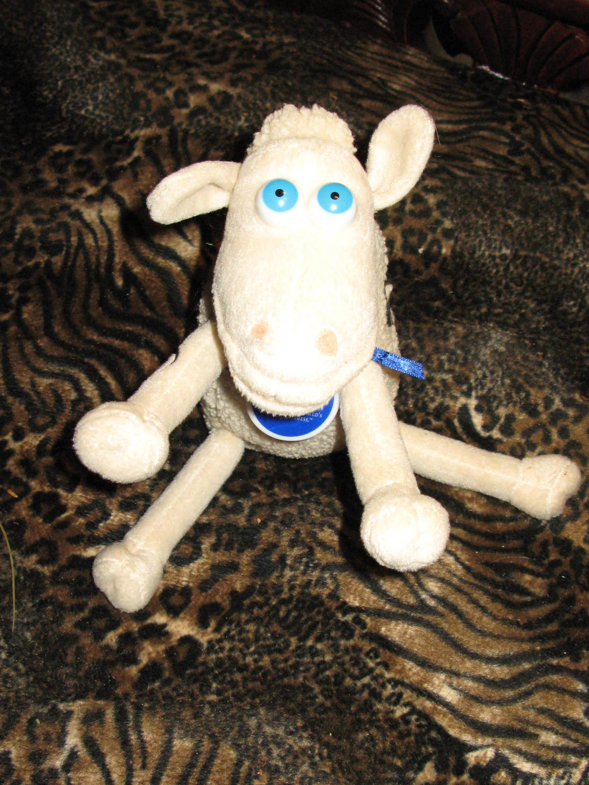 Primary image for Serta Collectible Push Sheep (55 MPH) Counting Sheep 2000