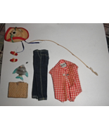"Barbie  ""Gone Fishing Outfit""  Vintage & Rare ""Gone Fishing Outfit""  - $54.95"