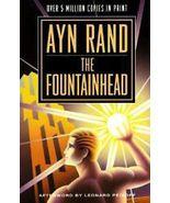 The Fountainhead by Ayn Rand-Softbound - $9.95