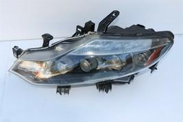 09-10 Nissan Murano HID Xenon Headlight Head Light Lamp Driver LH - POLISHED image 2