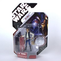 Star Wars | HAN SOLO with COIN | 30th Anniversary | 2006 | MOC | VARIANT... - $29.63