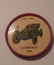 Jello Car Coins -- #18  of 200 - The Gasmobile - $10.00