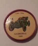 Jello Car Coins -- #18  of 200 - The Gasmobile - $10.00