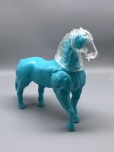 BoonVelvet She Headless Horse Vinyl Sofubi Kaiju Designer Toy image 4