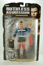 Santino Marella WWE Ruthless Aggression Series 35 Action Figure WWF NIB - $29.69