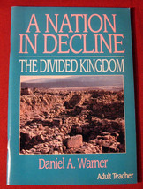 Divided Kingdom Israel Judah Adult Christian Lessons Group Bible Warner FS - $12.57