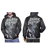 hoodie men's SILVER SURFER - $43.99