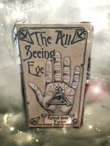 HAUNTED BOX REVEAL THE FUTURE SEE ALL HIGHEST LIGHT COLLECTION OOAK MAGICK - $10,000.77