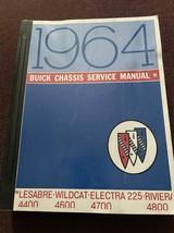 1964 Buick LESABRE WILDCAT ELECTRA 225 RIVIERA Service Repair Shop Manual  - $39.11