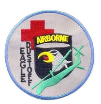 US Army 101st Airborne Dustoff Patch Sticker NEW!!! Hard to Find  - $9.89