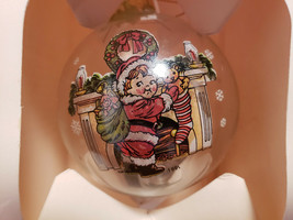 Vintage Campbell Soup Kids 1991 Ball Ornament Happy Holidays W Box Nice ... - $7.25