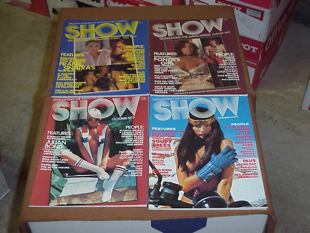 Adult Magazines   1970s-1980s