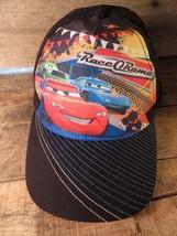 Lightning McQueen CARS Race O Rama Disney Pixar Youth Toddler Cap Hat - $5.92