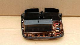 01-05 Acura EL Honda Civic Radio Bezel AC Climate Control Dash Vents WoodGrain image 6