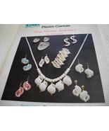 Plastic Canvas Sea Shell Jewelry Patterns - $5.00