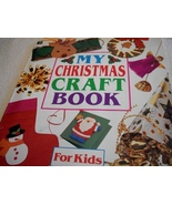Christmas Craft Book For Kids - $7.00