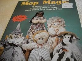 Mop Doll Book - $5.00