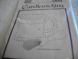 Shaving Mug Candlewicking Kit - $12.00