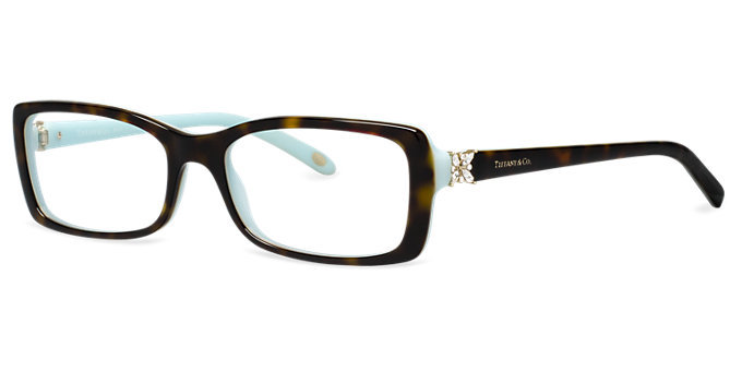 Tiffany Glasses Frames New York : New Authentic Tiffany & Co. Eyeglass Frame TF2091B 8134 ...