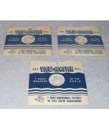 View Master Reel Set Queen Elizabeth Coronation 1953 - $12.95