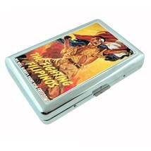 The Fighting Filipinos Freedom Silver Cigarette Case 403 - $13.48