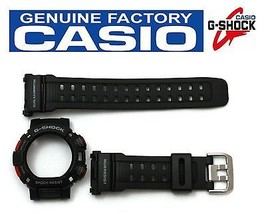 Casio G-Shock Mudman Original G-9000 Black Band & Bezel Combo - $59.46