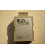 Alps 18 Font Cartridge Alps OCR-A/G. Made In Japan - $4.75
