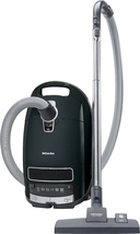 Miele S8310 Power Plus Cylinder Vacuum Cleaner, Obsidian Black - $264.90