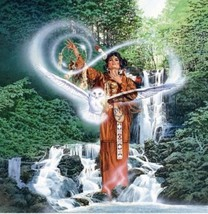 50 Master Marid Queen Djinn 5000 Helpers Protection Love Money Business Health  - $127.77