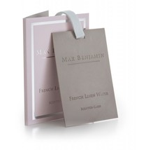 Max Benjamin French Linen Water Scented Card fo... - $8.96