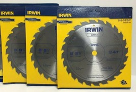 "(New) Irwin Classic 15150 8-8-1/4"" 24T  Saw Blades  Pack of 3 - $64.34"