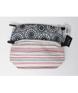 Beauty Bar Zippered Cosmetic Bag - New - $10.99