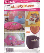 teen pillow collection patterns - $3.50