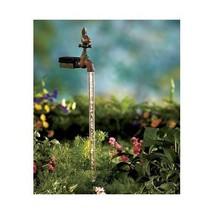 Decorative Solar Landscape Light Water Garden Spout Water Outdoor Outsid... - £17.56 GBP