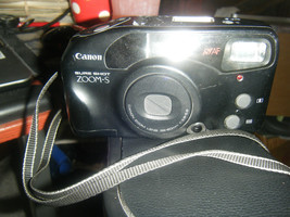 Canon Sure Shot Zoom-S 35mm Point & Shoot Camera - $12.86
