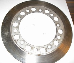 Honda front rotor SH011 CF, from 2.15x19 wheel - $45.06