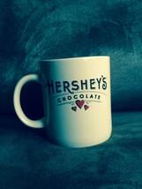 HUGE  HERSHEYS CHOCOLATE MUG CUP BY GALERIE  - $10.00
