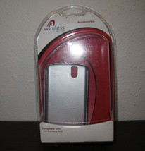 Silver Snap On Cover for Blackberry 9630 Phone New & Sealed #D107 - $9.99