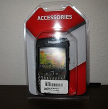 Black Snap On Cover for BlackBerry 85XX/93XX Phone New & Sealed #D116 - $9.99