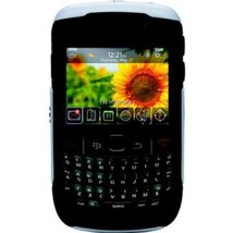 OtterBox Black Silicone SnapOn Cover for BlackberryCurve 8520/8530 Phone... - $9.99