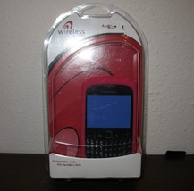 Pink Silicone Snap On Cover for RIM Blackberry 8530 Phone New & Sealed #... - $9.99