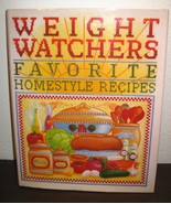 Weight Watchers Favorite Homestyle Recipes (199... - $12.99