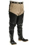 "Onguar Protective Footwear Men's Size 9 Steel Toe Wader 30"" High, PVC Up... - $74.79"