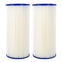 Compatible for HDX4PF4 Pleated High Flow Whole House Water Filter: Reduc... - $28.13