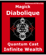 Magick Diabolique Ritual Unlimited Wealth Riches Money Betweenallworlds ... - $200.00